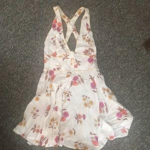 Forever 21 summer floral dress